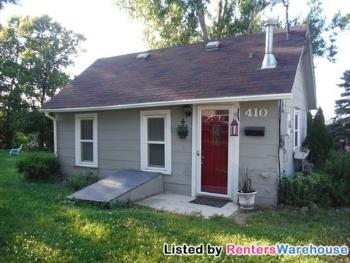 410 N Grove St Belle Plaine MN House Rental