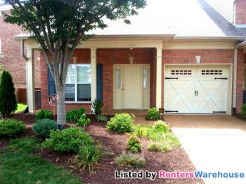 1843 Brentwood Pointe Franklin TN Home for Lease