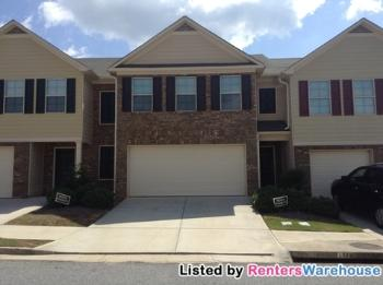 343 Oaktown Pl Lawrenceville GA  Rental Home