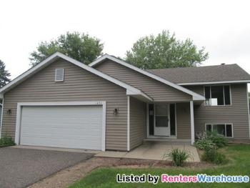 1451 Powell St N Big Lake MN House Rental