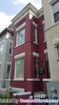 1003 Florida Ave Ne Washington DC  Rental Home