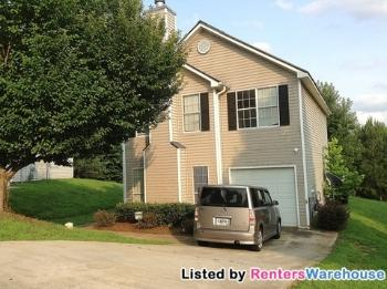 3375 River Run Trl Decatur GA  Rental Home