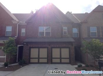 Alpharetta GA rental home