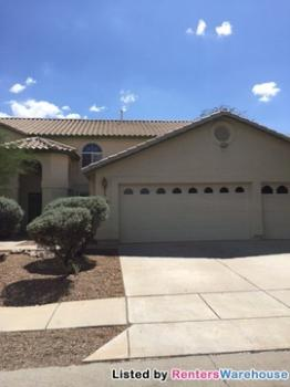 12411 N Wayfarer Way Oro Valley AZ Home for Rent