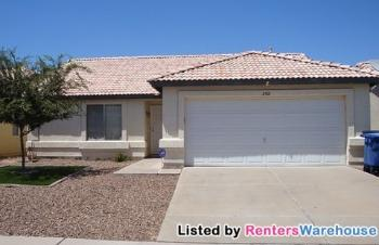 392 E Harrison St Chandler AZ For Rent by Owner Home