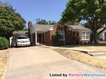 6416 Camp Bowie Blvd Fort Worth TX House for Rent