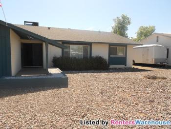 13837 N 52nd Ave Glendale AZ  Rental Home