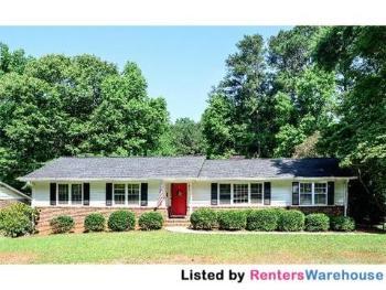 2787 Cedarbrook Dr Marietta GA House Rental