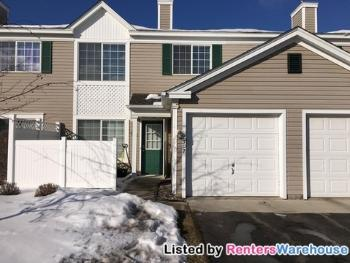 Townhouse for Rent in Burnsville