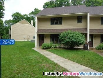 Townhouse for Rent in Deerwood