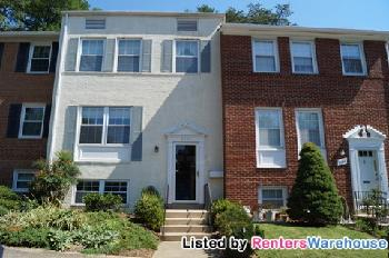 Townhouse for Rent in Annandale