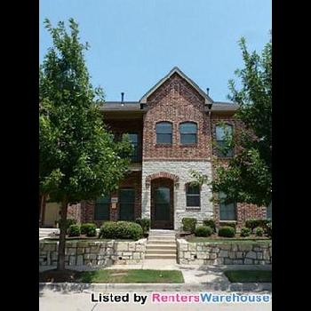 Townhouse for Rent in Allen