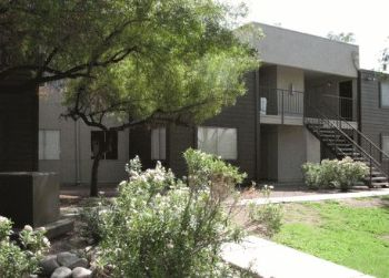 Image of Arbor Village Apartments at 8028 S Central Ave Phoenix AZ