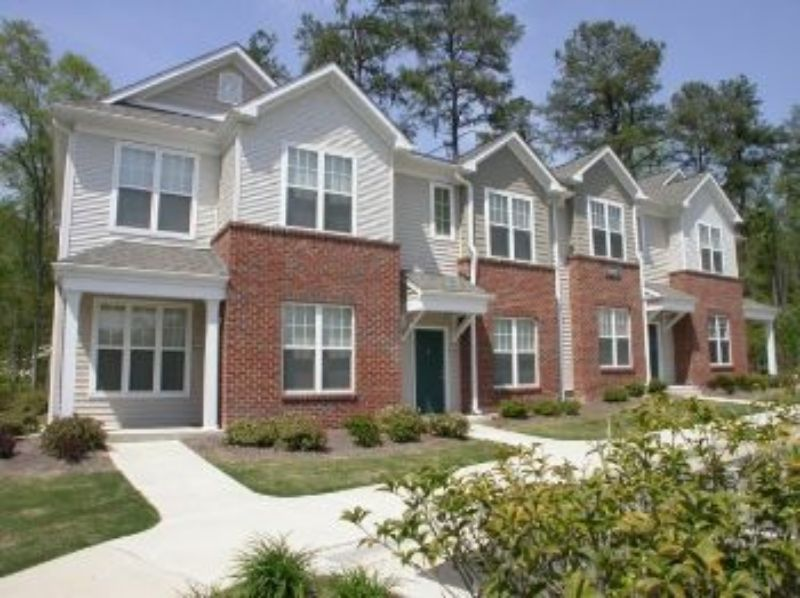 Image of Falls Creek Apartments & Townhomes at 8800 Cattail Creek Pl Raleigh NC