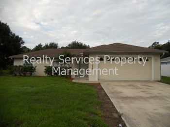 House for Rent in North Port