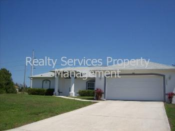 Apartments And Houses For Rent In Cape Coral