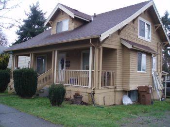 Tacoma WA house rental