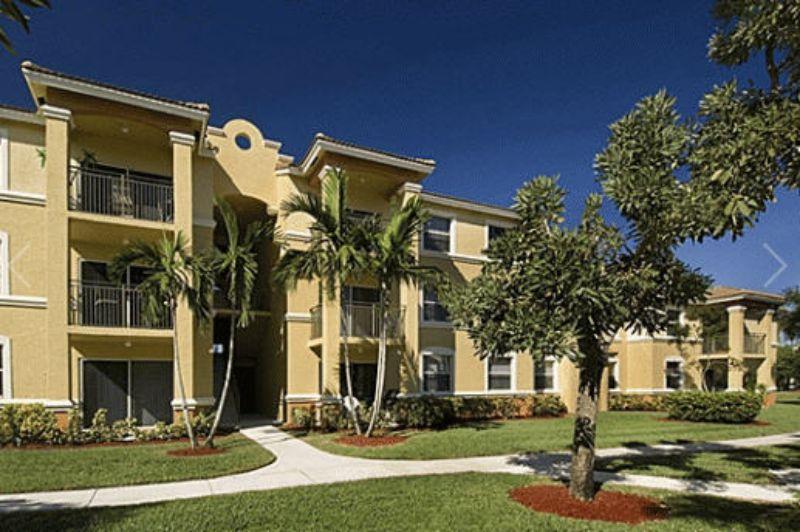 florida apartment for rent: