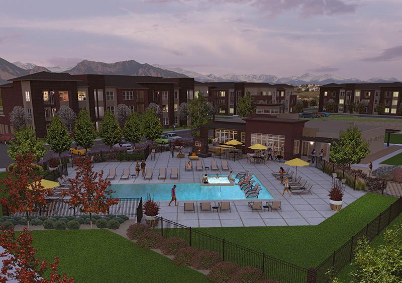 250 Summit Blvd Boomfield CO House Rental