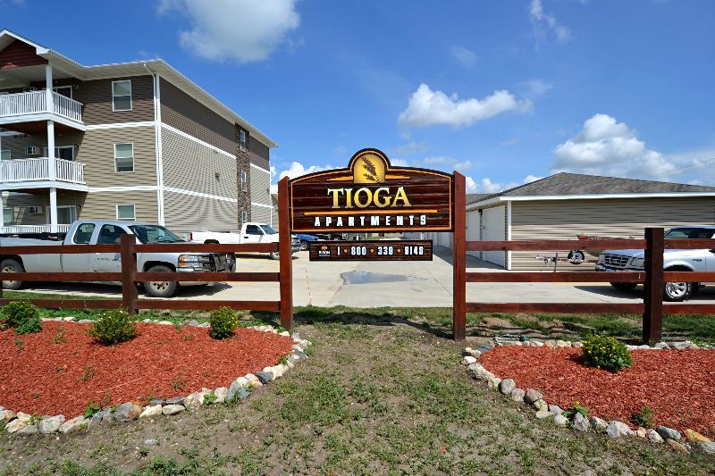 Apartment for Rent in Tioga