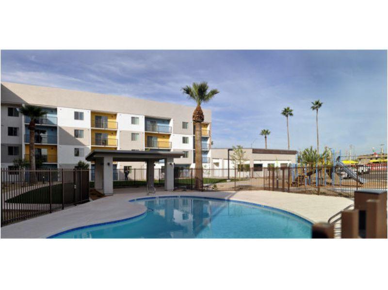 2247 E Van Buren St Phoenix AZ  Rental Home