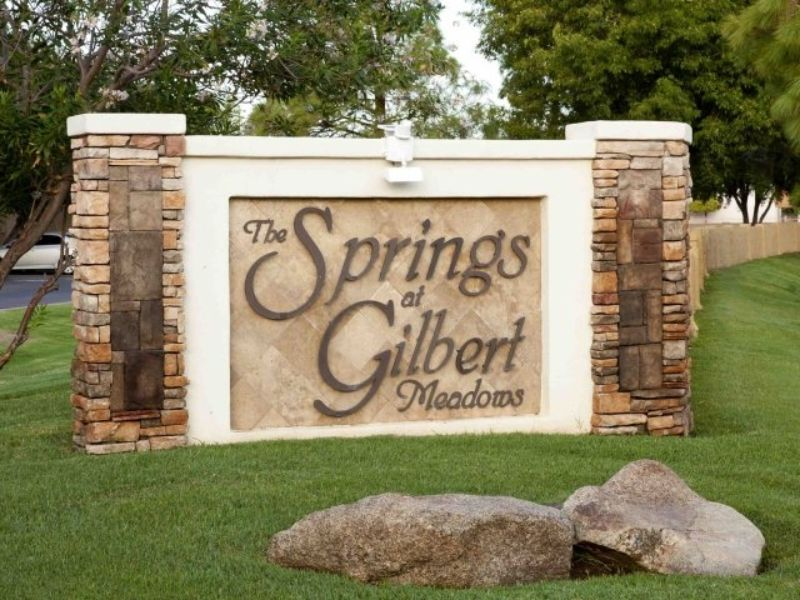 275 W Juniper Ave Gilbert AZ Apartment for Rent