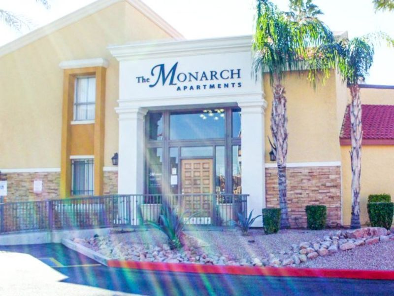 Alahambra 1 Bedroom Rental At 77 W Coolidge St Phoenix Az 85013 1 715 Apartable