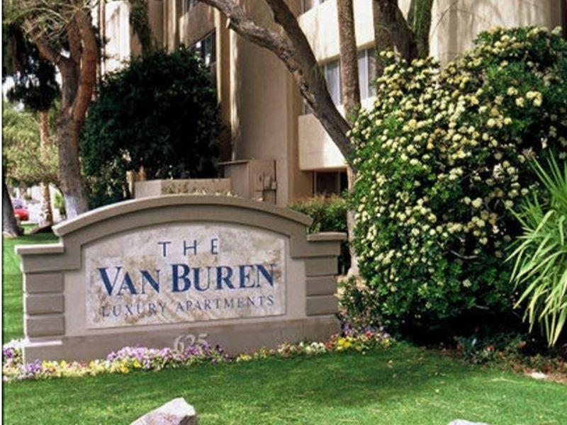 625 N Van Buren Tucson AZ Home for Lease