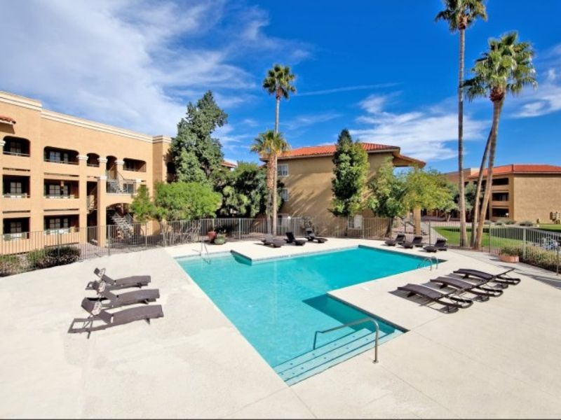 1001 W St Mary's Tucson AZ Rental House
