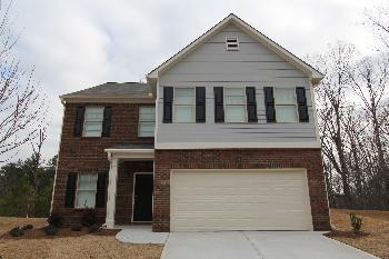 2465 Valley Creek Dr Lithia Springs GA  Rental Home