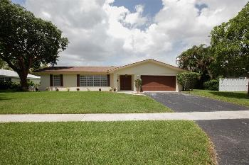 861 Nw 72nd Ave Plantation FL Home for Rent