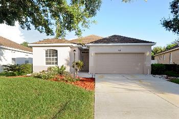 1110 Millbrook Cir Bradenton FL House Rental