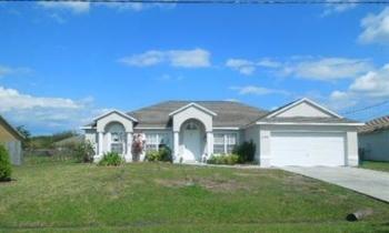 3799 Sw Wycoff St Port Saint Lucie FL Home for Rent