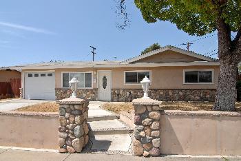 1286 Shari Way El Cajon CA Rental House