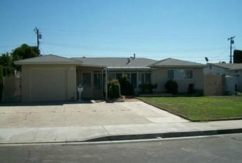11512 Mossler St Anaheim CA House Rental