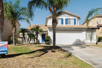 15578 Aerostar Ct Fontana CA Rental House