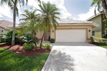 10172 Aqua Vista Way Boca Raton FL House Rental