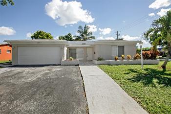 2300 Nw 83rd Ave Sunrise FL House Rental