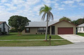 272 La Mancha Ave Royal Palm Beach FL  Rental Home