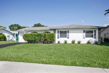 8631 Nw 50th St Lauderhill FL Home Rental