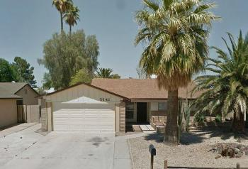 5642 W Mountain View Rd Glendale AZ For Rent by Owner Home