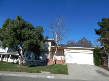 112 Royal Ct Vallejo CA  Rental Home
