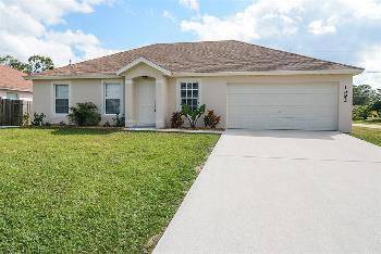 1392 Sw Amboy Ave Port Saint Lucie FL Home for Rent