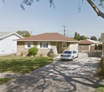 2209 S Van Ness Ave Santa Ana CA  Rental Home
