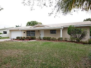 7301 Nw 11th St Plantation FL House for Rent