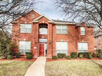 1152 Churchill Dr Frisco TX Home Rental