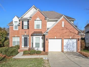 12421 Kane Alexander Dr Huntersville NC Home for Lease