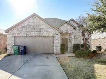 5821 Bedrock Dr Mckinney TX House Rental