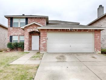 8410 Redheart St Arlington TX House Rental