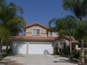 27542 Ethan Allen Way Romoland CA  Rental Home